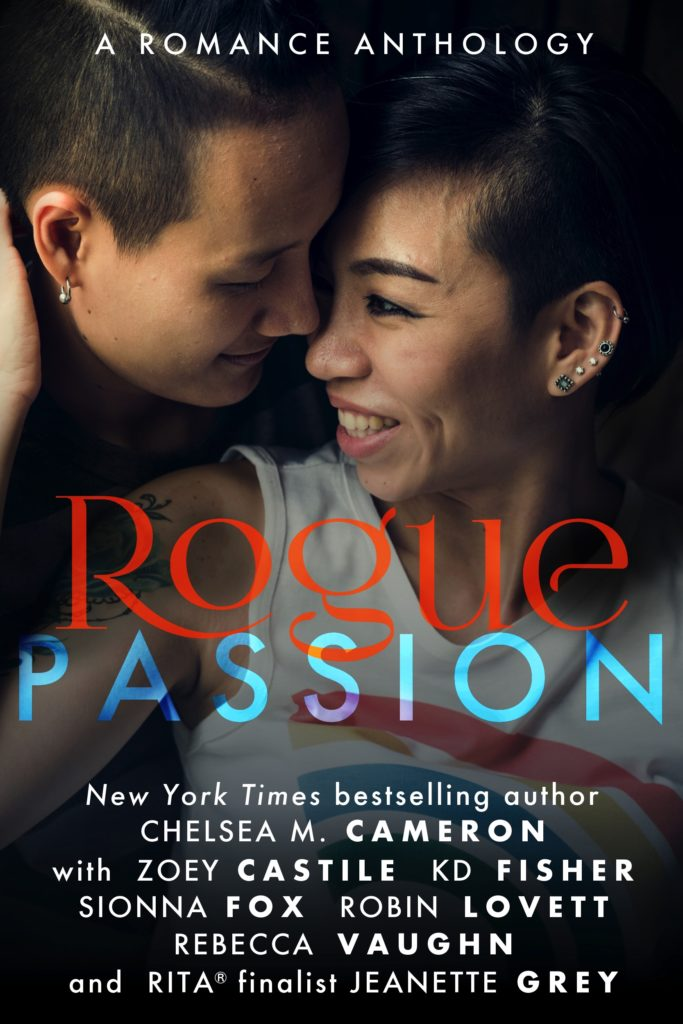Rogue Passion cover